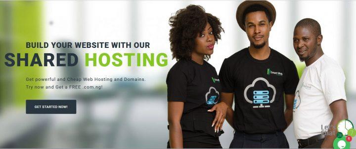 Smartweb hosting review