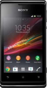 sony xperia E Reviewed