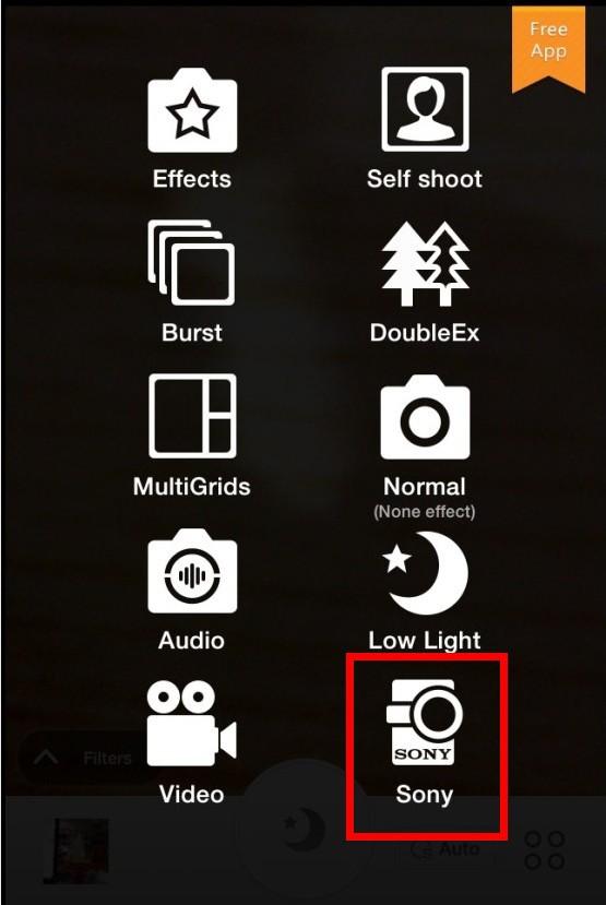 Camera360 for iPhone V4.7 Tutorials
