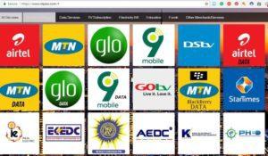 VTPass online payment solutions logo