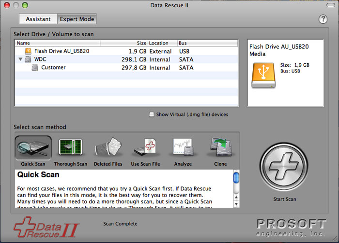 data rescue file recovery software for mac