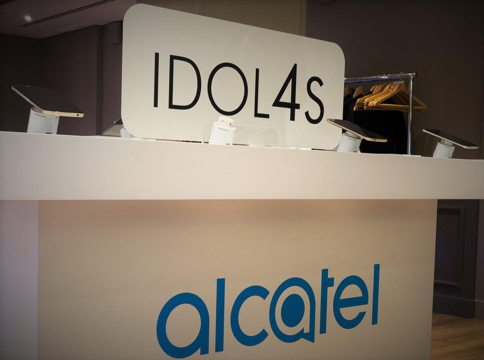 Alcatel Logo rebranding
