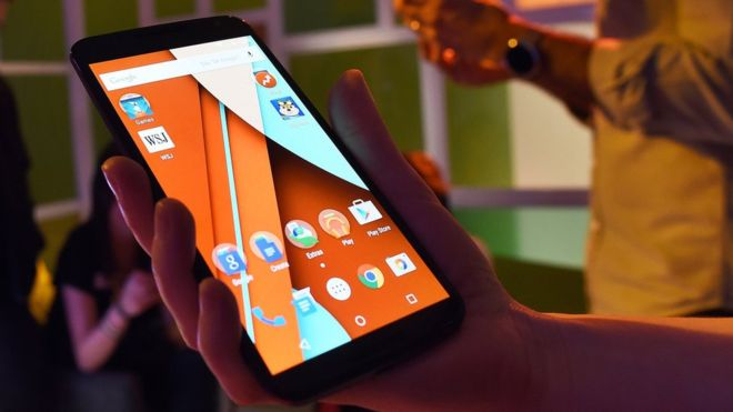 Android Mashare Spyware
