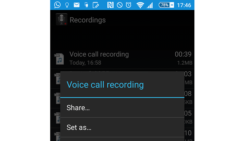 Record A Phone Call on Smartphone4