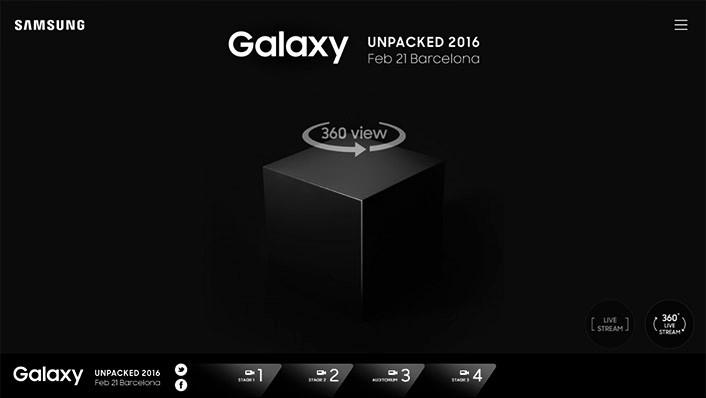 Samsung VR Livescreaming