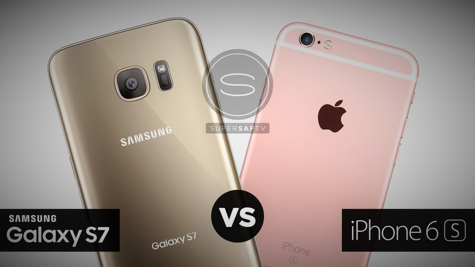 iPhone 6s and samsung galaxy s7