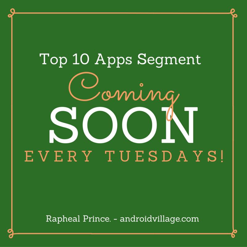 Top 10 Apps Segment