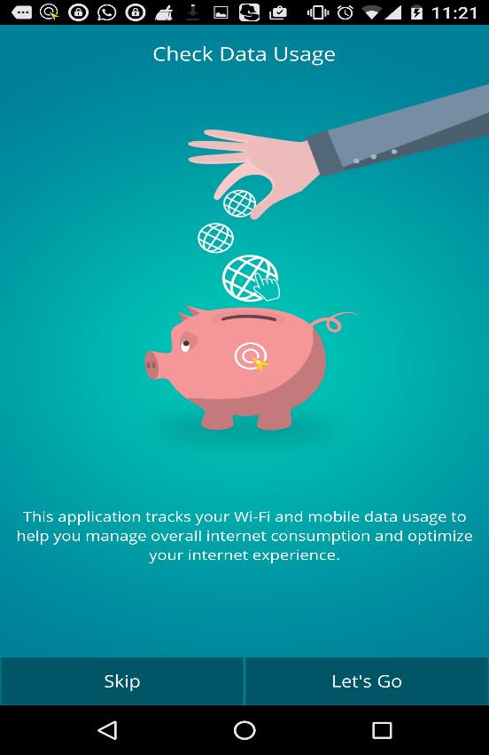 Check Data Usage App Review