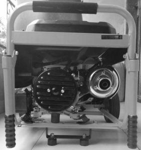 Lutian Petrol Generator Techinical Specifications