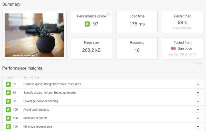 WP Rocket WordPress Caching Plugin Speed