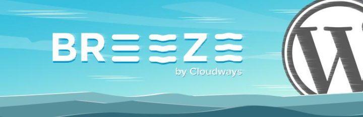 WordPress Cache Plugin - Breeze