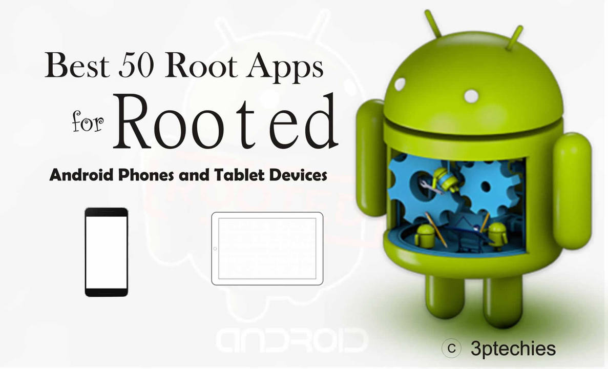 best 50 root apps for rooted Android devices