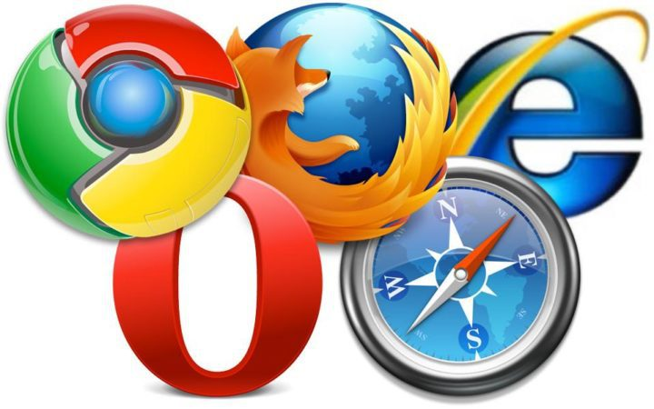 web browsers in 2017 review