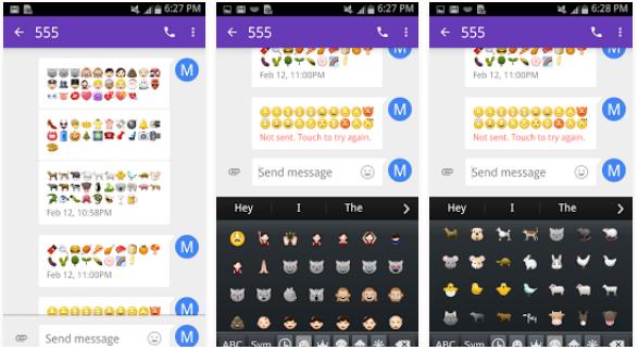 iOS emojis tut