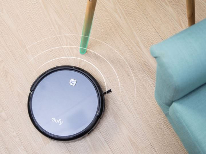 1. Eufy RoboVac 11 - 3-point Cleaning System