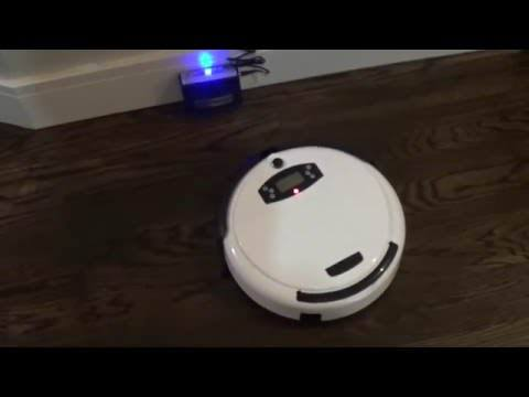 PureClean Automatic: one of the best Robot Vacuum Cleaners of 2018