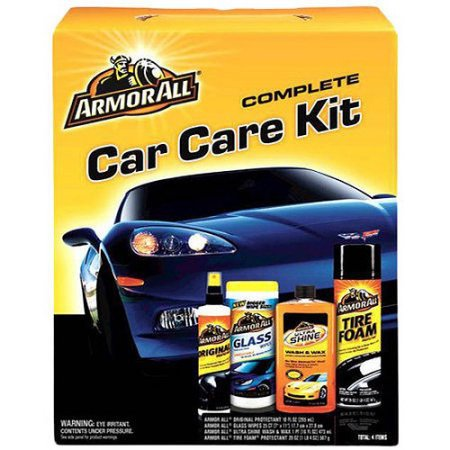 best Car Care Kit for SUVs