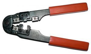 coaxial cable cutting tool