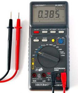 Pocket cable tester