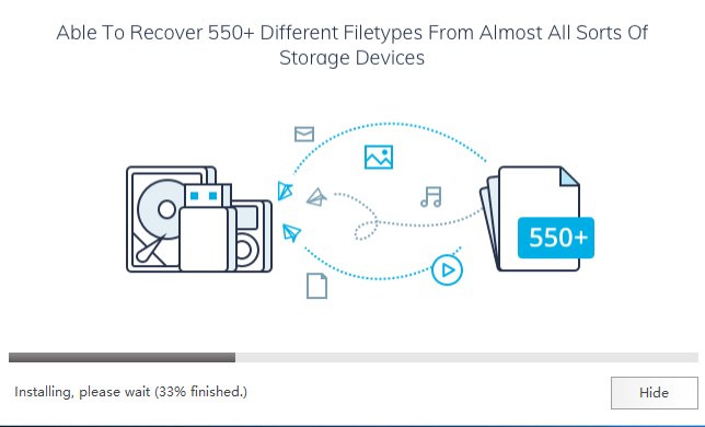 Recoverit Free - Free Data Recovery Software review