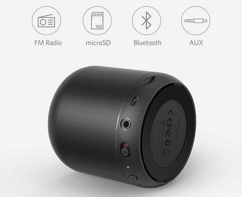 Anker soundcore mini speaker specs