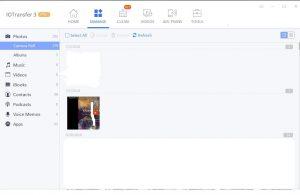 iOTransfer 3 software interface