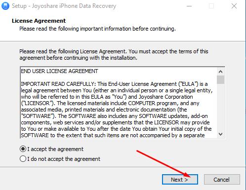 Joyoshare data recovery software review