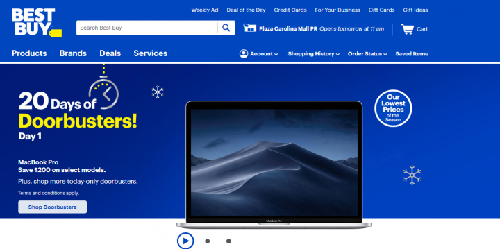BestBuy ships from US to Nigeria