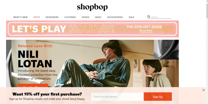 ShopBop: a foreign Online Shopping Site that Ships to Nigeria