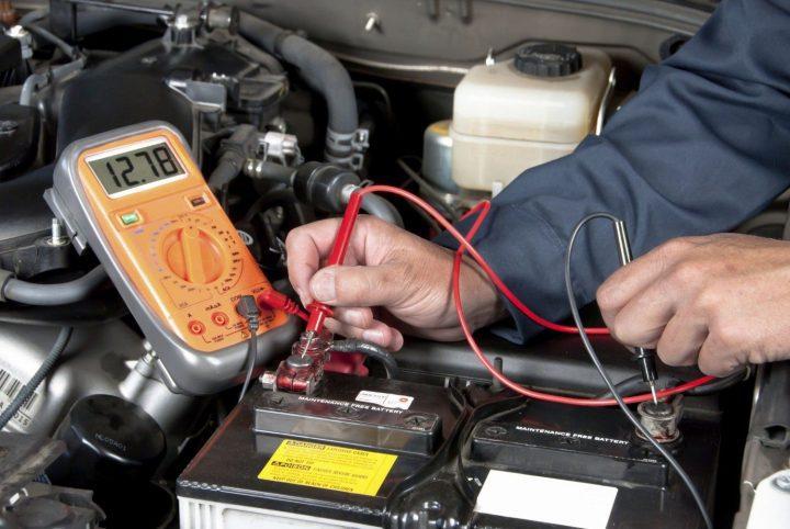 Maintenance of Battery