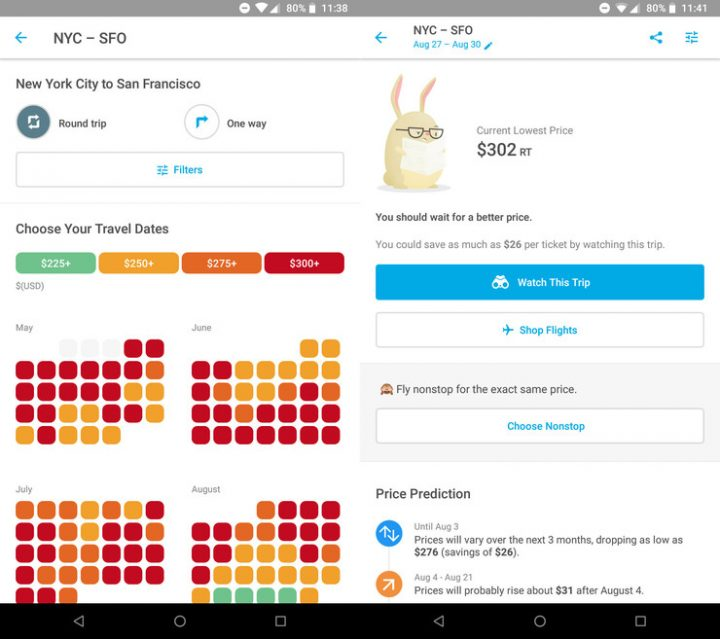 Airbnb travel app review