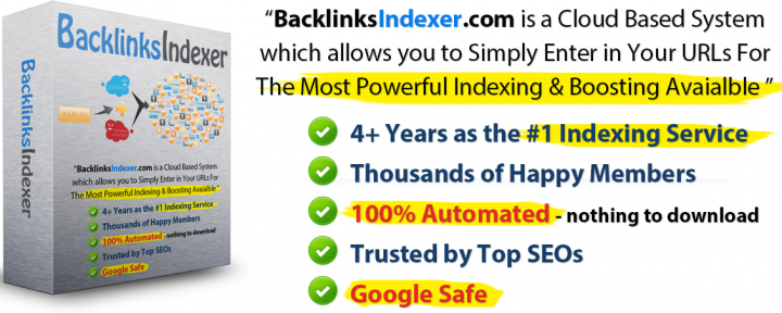 backlinks indexer review and features