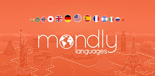 Mondly launguages app