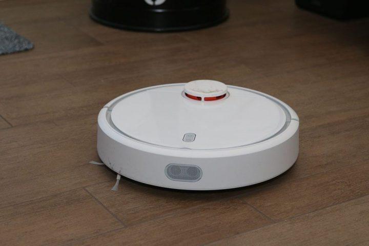 xiaomi Mi robot vacuum cleaner specifications