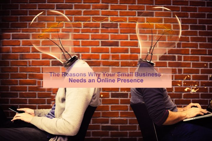 take small business online