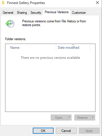 shift-delete recovery guidelines