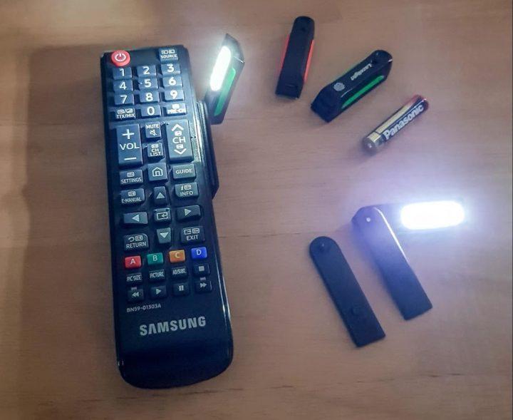 Lazelight TV Remote Led