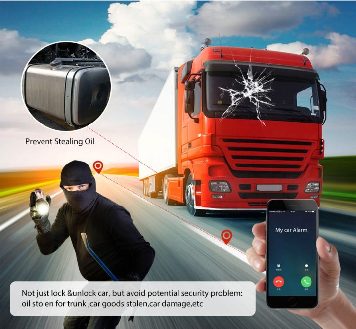 car GPS tracking features