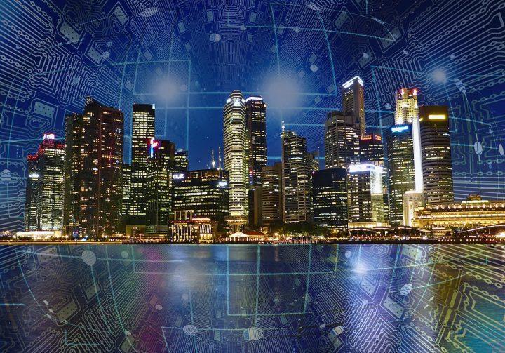 Smart City built on IoT