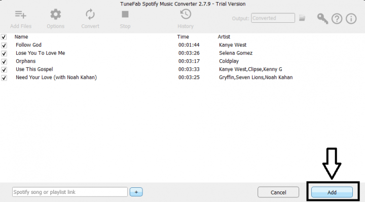 TuneFab Spotify Converter Review