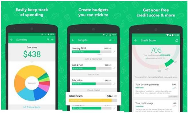 Mint — Finance Tracker