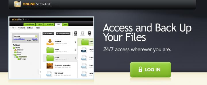 Online File Folder