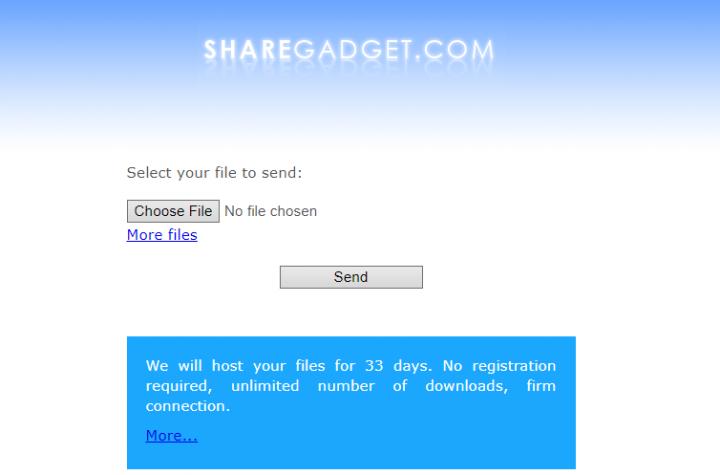 ShareGadget