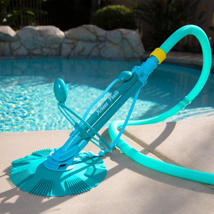 robotic pool cleaner features