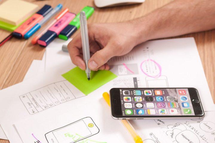 managing business app