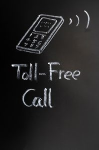 Tips on Toll-free call