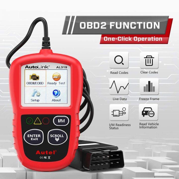 Autolink OBD2 Scanner Review