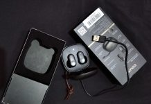 COUMI ANC-860 Wireless Earbuds Unboxing