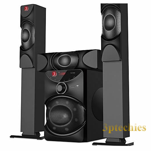 Djack Home Theater Review