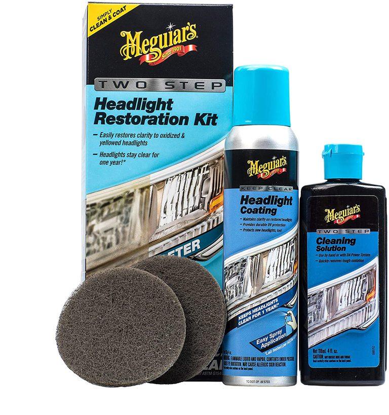 MEGUIAR Headlight Restore 2step